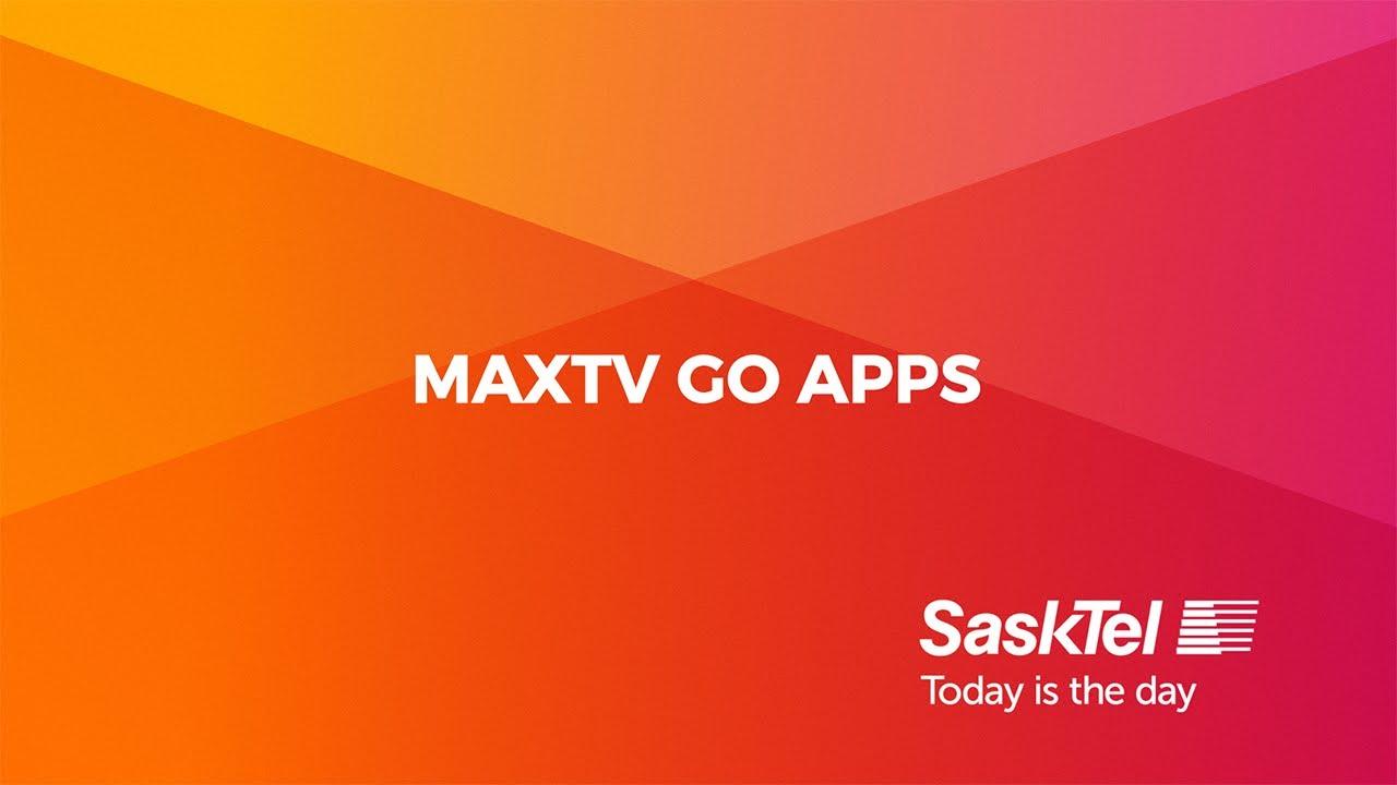 sasktel support using maxtv go apps youtube rh youtube com sasktel max tv channel guide SaskTel Careers