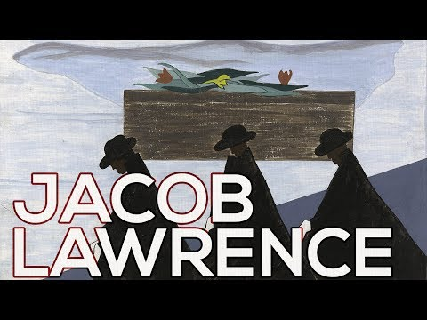 Jacob Lawrence: A Collection Of 103 Works (HD)