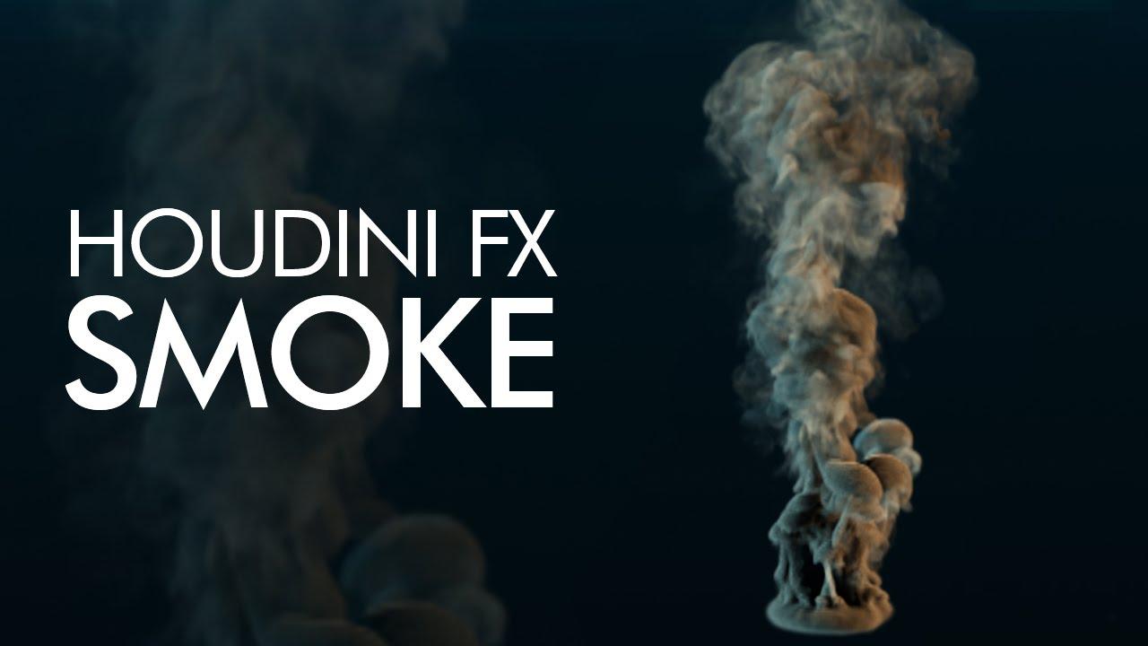 Houdini FX Smoke Simulation | Made with PyroFX