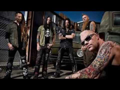 Five finger death punch- digging my own grave