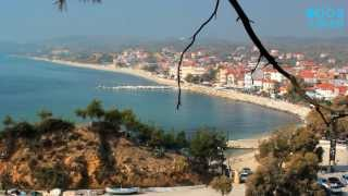 Thassos, Greece - Limenaria - AtlasVisual(Thassos Video Map: http://www.atlasvisual.com/thassos-greece Limenaria, located on the southwest coast of Thassos, is the second largest village on the island ..., 2014-02-03T21:34:52.000Z)