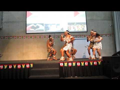 Amerindian Dance Troop 1