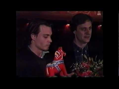 Galapremiär : Gilbert Grape Med Johnny Depp