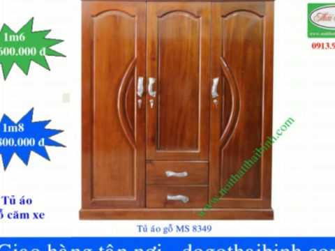 Tủ quần áo đẹp - Giao hàng tận nơi - noithatthaibinh.com
