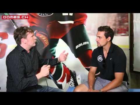NHL 16 - Interview Nino Niederreiter - (DE/CH - Zuchwil)