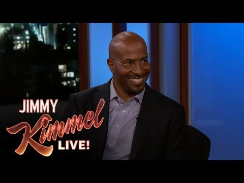 Van Jones on Divided Country, Dreamers, Health Care, Prince & Newt Gingrich