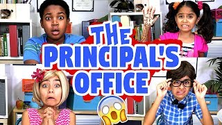 Sent To Principals Office - ft. Issac Ryan Brown - Disney Channel Raven