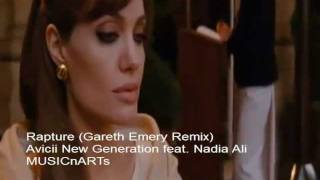 Avicii New Generation feat. Nadia Ali - Rapture (Gareth Emery Remix)