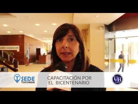 167 - Capacitación por el Bicentenario - Union Hoteles Tucuman (Parte 1)