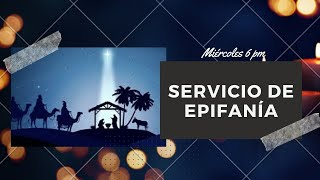 Epifanía, Cristo El Salvador Del Rio, TX 78840