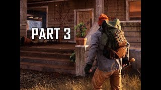 STATE OF DECAY 2 Gameplay Walkthrough Part 3 - (4K XBOX One X)