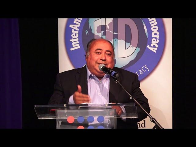 Ariel Montoya - FORO: Homenaje a Eudoro Galindo Anze