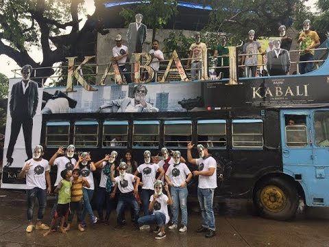 Rajinikanth's Kabali Opening Scene Leaked...