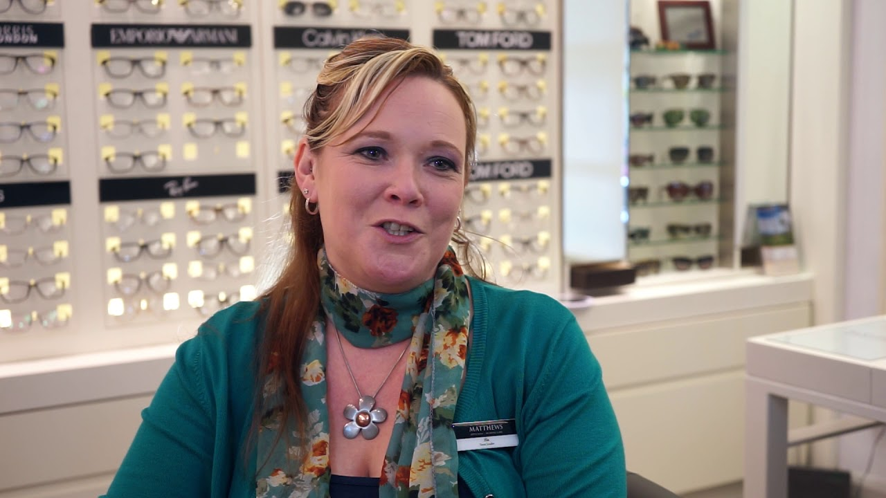 Matthews Opticians in Helston - Meet the team