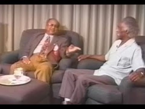 Snooky Young & Gerald Wilson Interview by Monk Rowe - 9/3/1995 - Los Angeles, CA