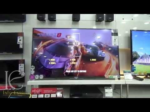 Sony Bravia Android KDL series TV: Features review: KDL-43W950C