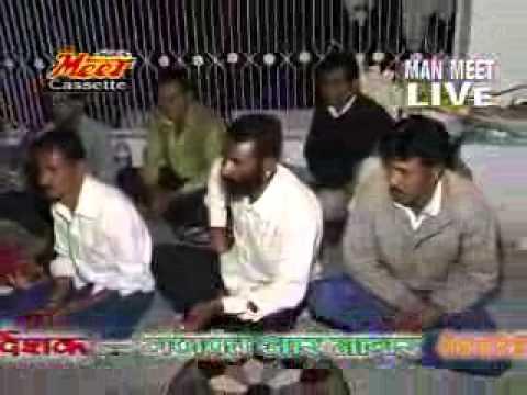 Prakash mali new bhajanAsha Vaishnav in nadiya gav