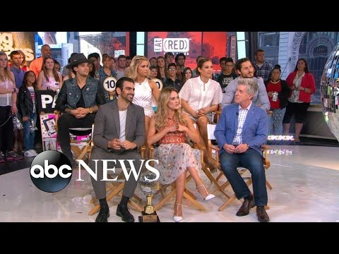 'DWTS' Finale: Ginger Zee, Paige VanZant and Nyle DiMarco Visit 'GMA'