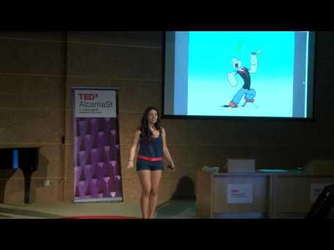 Bébete el zumo que se le van las vitaminas | Lucía García | TEDxAlcarriaSt