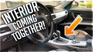 Rebuilding BMW 335i Involved In Gun Fight! Part.10