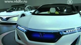 Авто нового поколения показали на автошоу в Токио