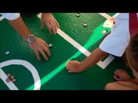 Juegos tradicionales: Cómo jugar al Fútbol Chapas