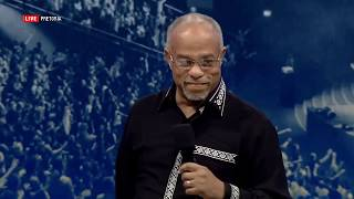 """Running With The Horses"" Pastor John K. Jenkins Sr. (Fascinating, South Africa)"