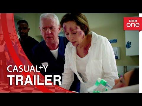 Will Grace survive? - Casualty 30th Anniversary Trailer - BBC One