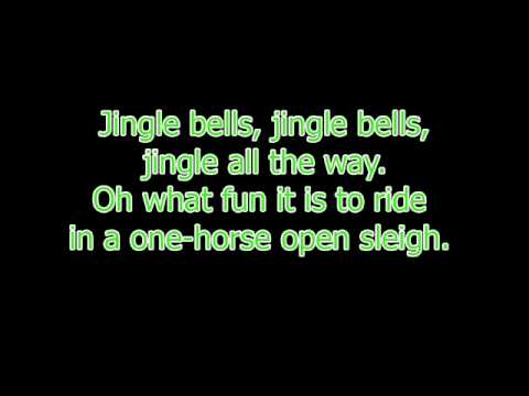 Jingle Bells Lyric