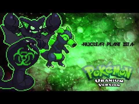 Pokémon Uranium - Nuclear Plant Zeta