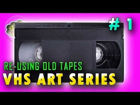 #1 - VHS Art - Re-Use & Re-Create - Star Wars, Marvel characters!