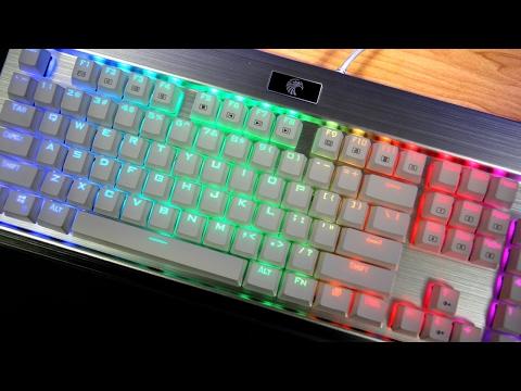 SADES K10 Mekanik Klavye RGB Işıklandırma İncelemesi