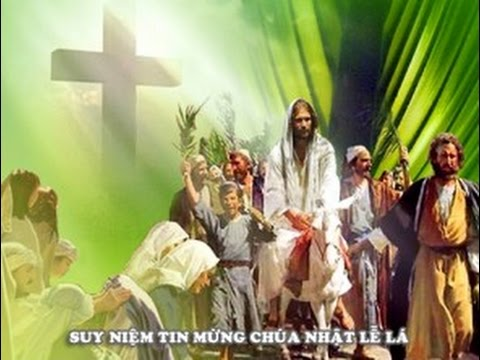 Suy niệm chú giải Lời Chúa Chúa nhật Lễ Lá năm B - Lm. Inhaxio Hồ Thông