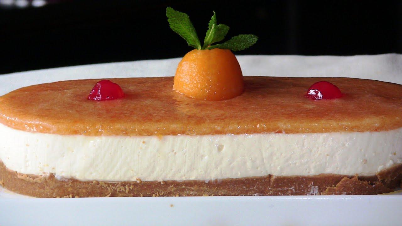 Recetas De Cocina Tarta De Queso | Tarta De Queso Con Chocolate Blanco Javier Romero Youtube