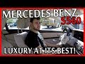 MERCEDES BENZ S560 REVIEW! LUXURY AT ITS FINEST