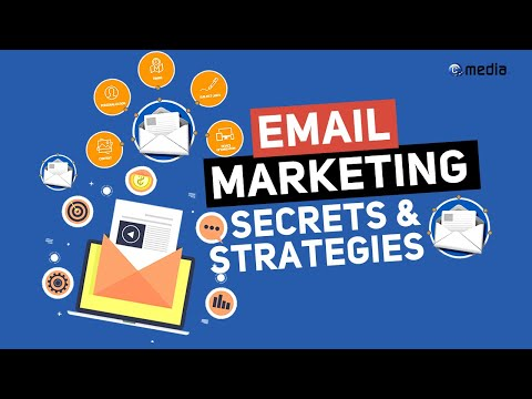 Email Marketing Secrets and Strategy | Here's What's Working Now!