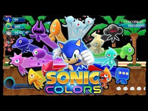 Sonic Colors [Fan Game] Starlight Carnival HD!