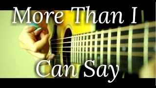 More Than I can Say [ Acoustic Version ] - Leo Sayer