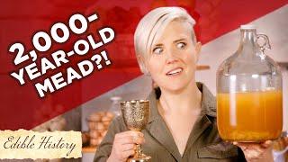 I Tried A 2,000-Year-Old Mead Recipe • Tasty