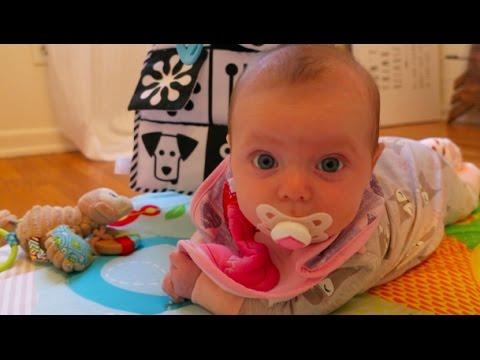 Hitting Baby Milestones!