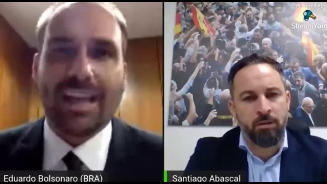 Eduardo Bolsonaro: 'El Toro TV es una milla independiente de España'