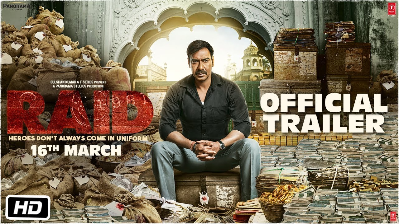Raid | Bollywood Movie