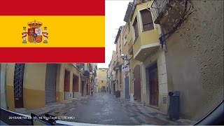 Driving in Spain - Driving on the right side of the road for the first time