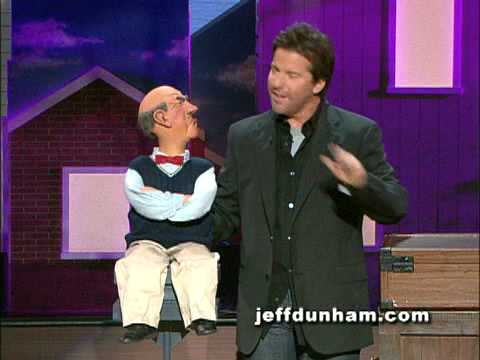 Jeff Dunham - Spark of Insanity - Walter  | JEFF DUNHAM