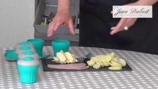 Recette Microcake® par Jean Dubost : Episode 4, La Microflette
