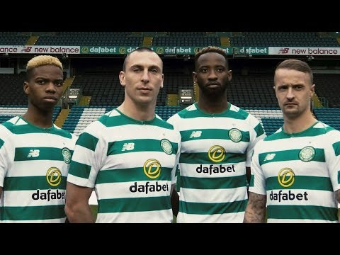 904aff000 Celtic FC - #OnlyTheBold: 2018/19 NB Football Home Kit - YouTube