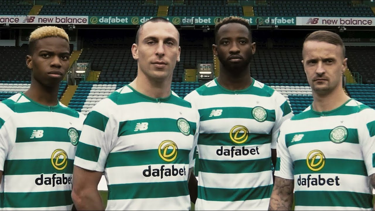 Celtic FC -  OnlyTheBold  2018 19 NB Football Home Kit - YouTube 4fe5f80df