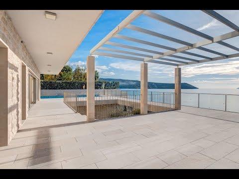 Herceg Novi, Savina – luxury seafront villa