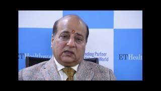 K K Sharma, Managing Director, Aimil Pharmaceuticals (India) Ltd, New Delhi