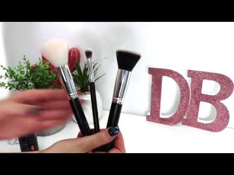 How To Clean your Makeup Brushes | DB Cosmetics
